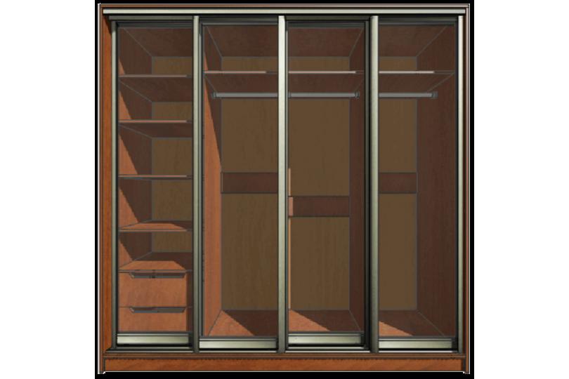 Шкафы купе от производителя