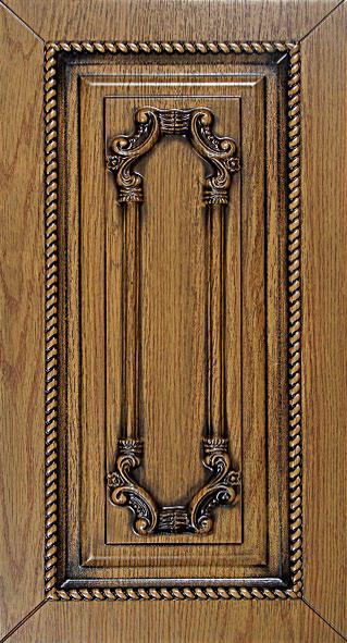 Фрезеровка для кухни Массив 2 Декор Версаль