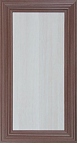 Профильный фасад для кухни Профиль ёжик