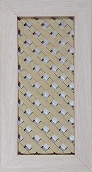 Профильный фасад для кухни Профиль №38/55