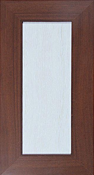 Профильный фасад для кухни Профиль №38/70