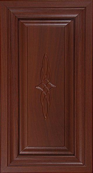 Профильный фасад для кухни Профиль №42